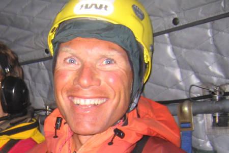 ANTATT OMKOMMET: Det er Øystein Stangeland som er antatt omkommet etter at han ikke kom hjem fra en skitur på Kattfjordeidet på lørdag. Foto: Ture Bjørgen