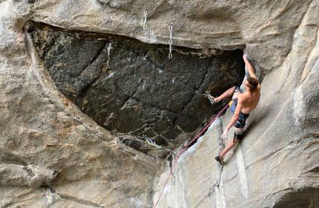 Arne Farestveit klatring