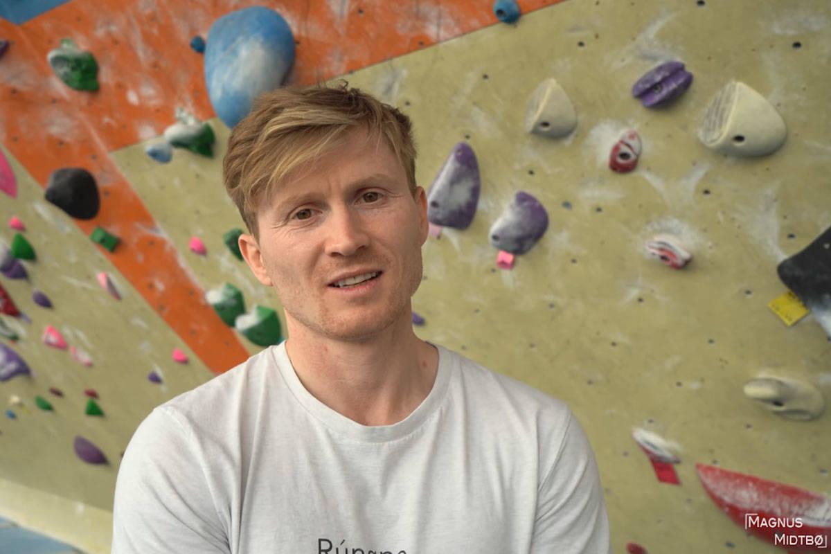 MAgnus Midtbø klatring mesternes mester