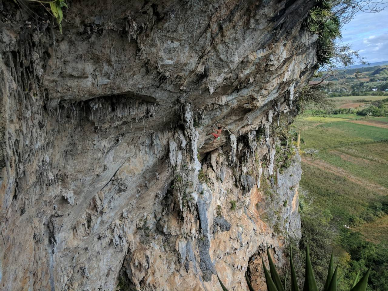 klatring cuba fjellklatring ingrid faldnes iver gjelstenli