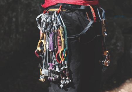 Naturlige sikringer. Foto: Christian Nerdrum