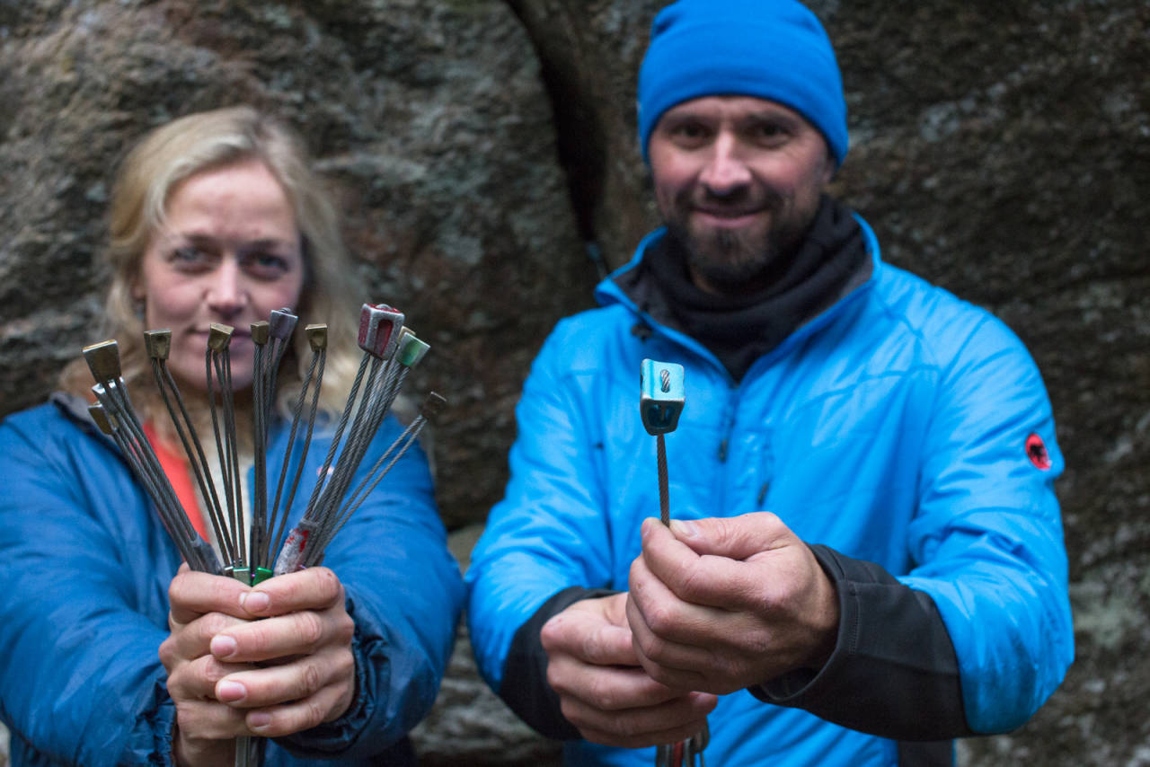 Kiler guide bruk klatring paula voldner Dag Hagen