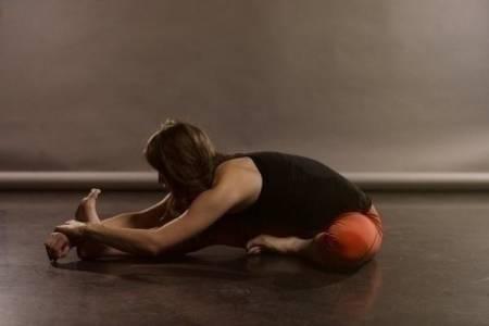 Yoga klatring