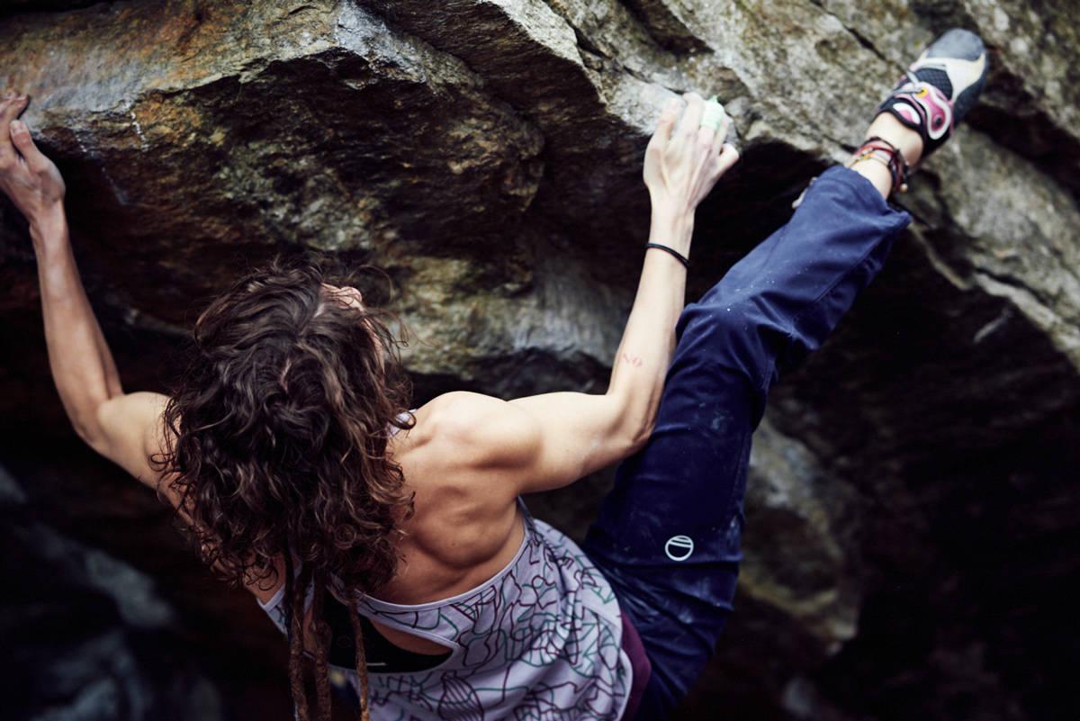 klatring trening