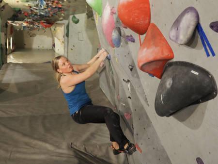 Klatring klatretrening stagnasjon grad 7 grad 8