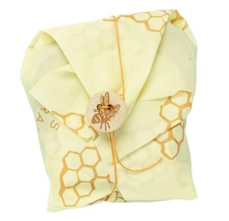MILJØVENNLIG: Kjøp bærekraftige julegaver i år! Biovokspapir fungerer utmerket som matpapir, og kan brukes flere ganger.