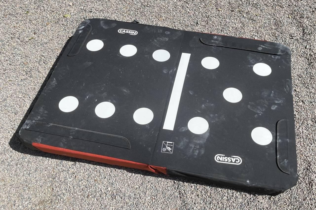 test av cassin domino