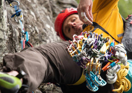 korona klatring kalk
