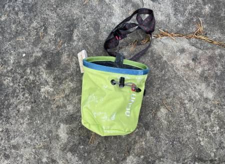 Test av Ocun Push Chalk Bag