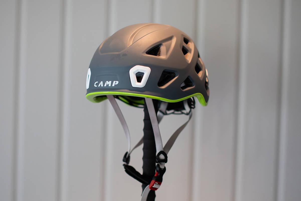 Camp Storm klatrehjelm test