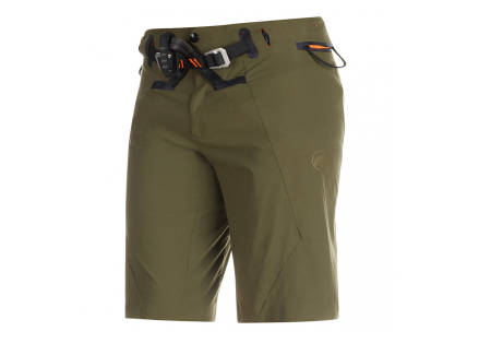 Mammut Realization shorts test klatresele