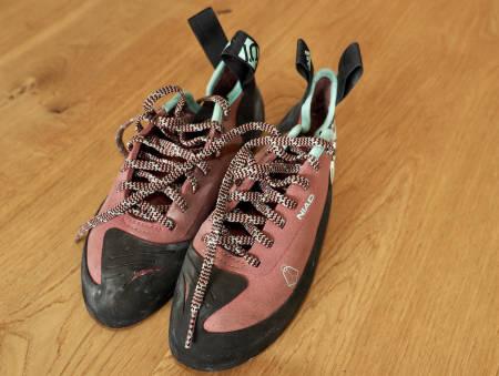 Adidas Five Ten Niad Lace klatresko test