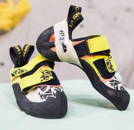 La Sportiva Otaki Woman er en av mange klatresko fra La Sportiva magasinet Klatring har testet. Les alle våre tester fra La Sportiva.
