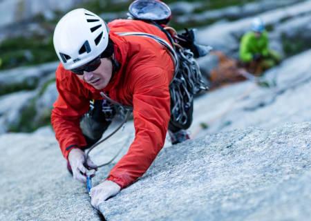 taubrems sikkerhet klatring