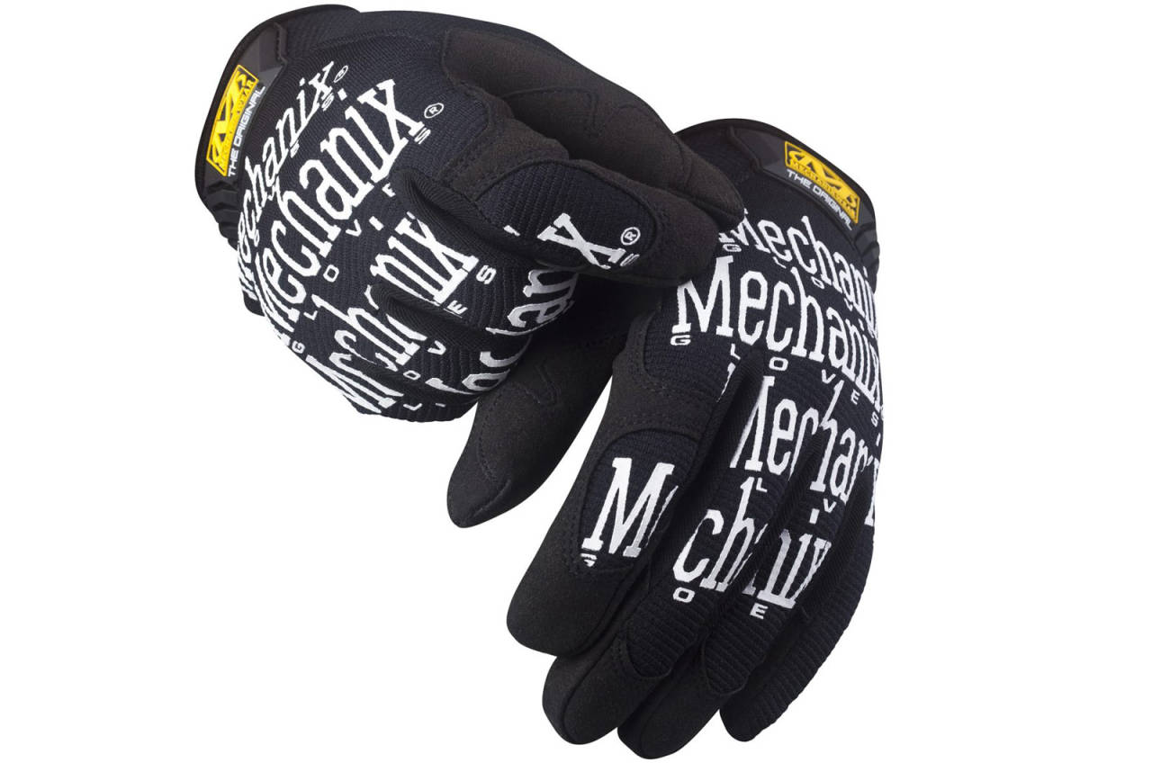 Mechanix hanske