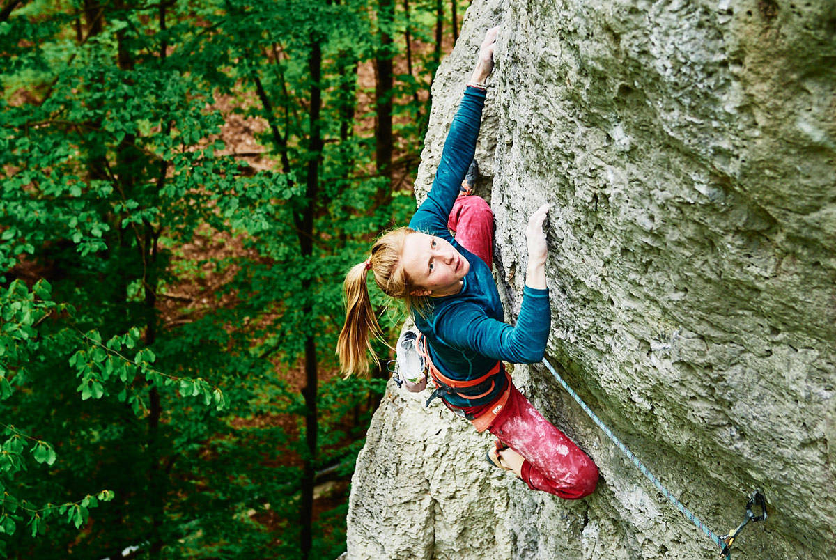 klatring Martina Demmel