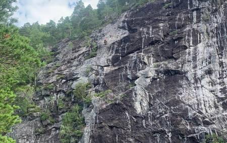 Klatring Romsdal Helveten