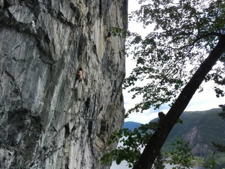 Urdviki klatring Setesdal