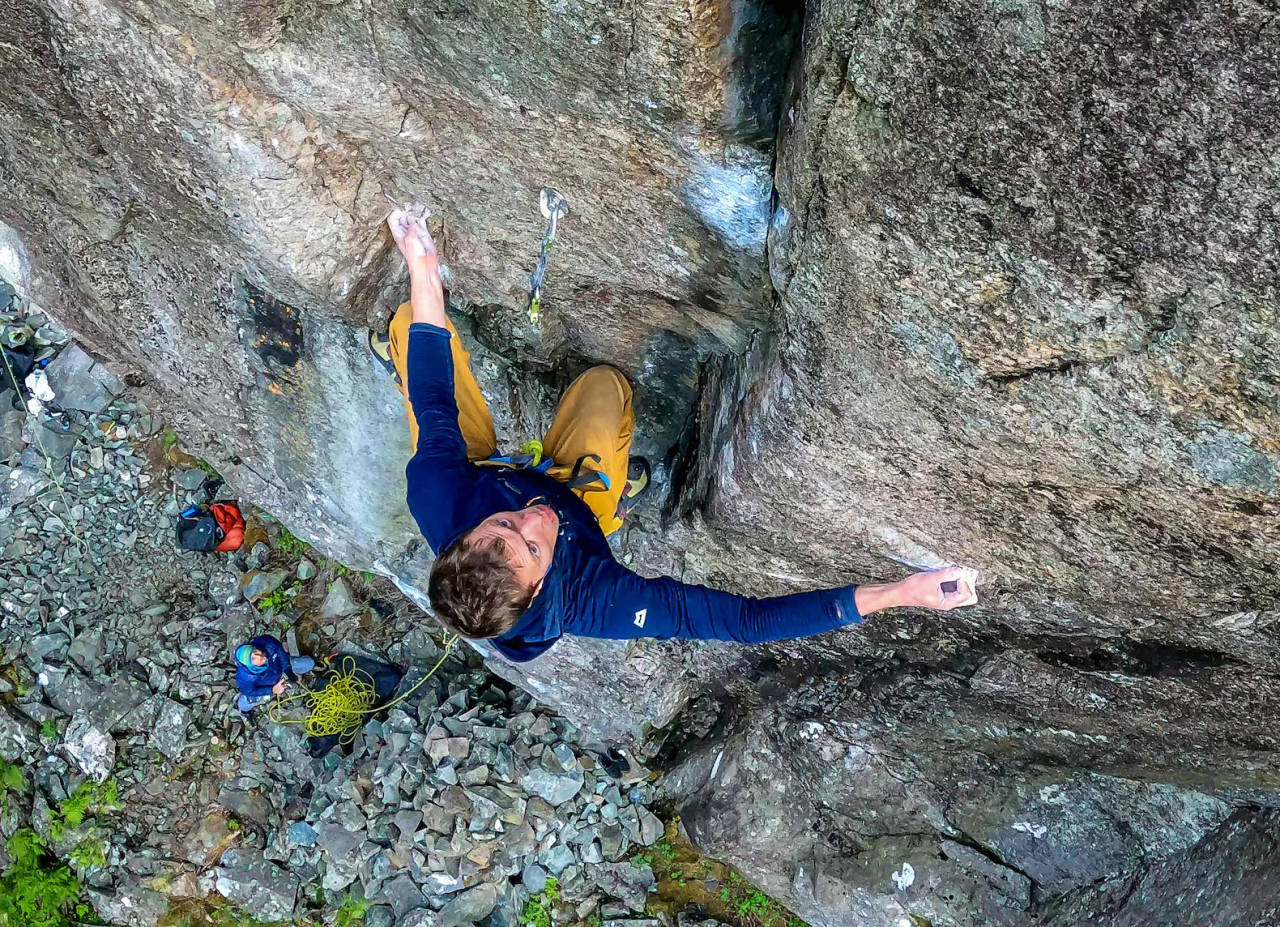 Rogaland klatring