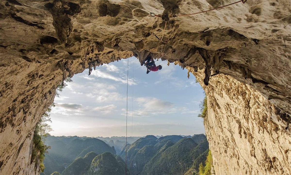 Edu Marin Valhalla klatring