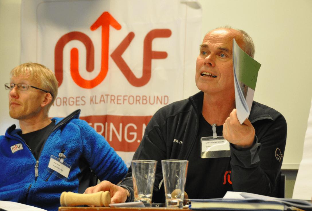Dirigent Lars Christian Stendal