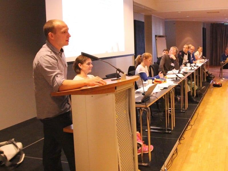 Vi kan takke denne mannen for at vi nå får Topptauskort: CKKs Jan Egil Hansen. Foto: Dag Hagen