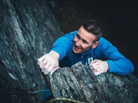 klatring ulykke Dagfinn Engemoen