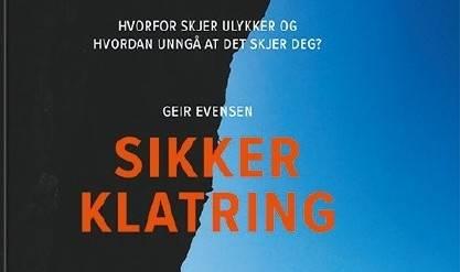 Sikker klatring, Geir Evensen.