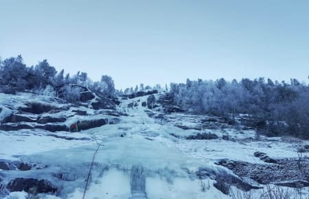 Ulykke på Rjukan