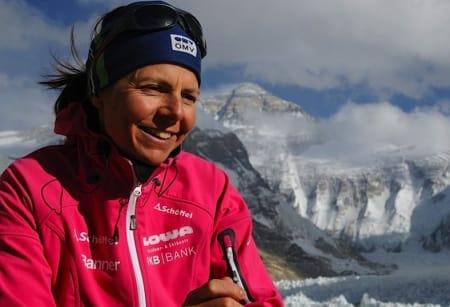 Gerlinde Kaltenbrunner kommer til Oslo for å holde foredrag.