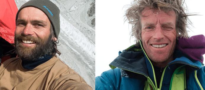 Stein-Ivar og Bjørn-Eivind.