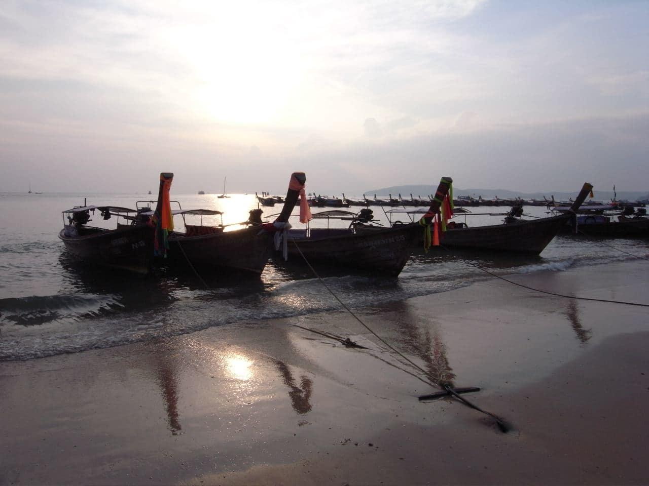 Longtailbåter