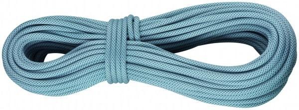 SLANKET: Edelrid lanserer markedets tynneste enkelttau. Corbie, med diameter på 8,6 mm, har alle godkjenninger.